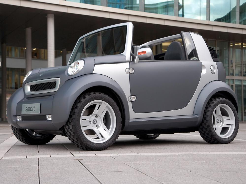Самые маленькие автомобили фото